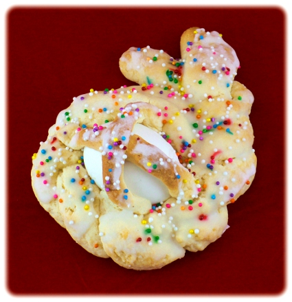 Italian Easter Egg Cookie