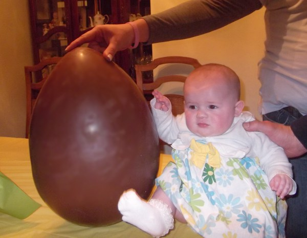 Easter Egg Winner 2012