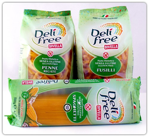 Divella Deli Free Products